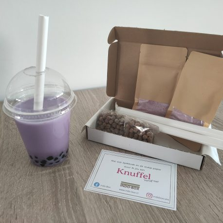 Taro Bubble Tea