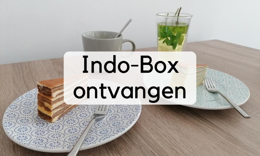 Indo-Box ontvangen